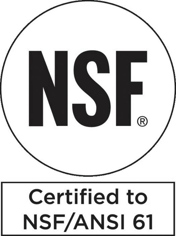 GRAPHALLOY NSF certification